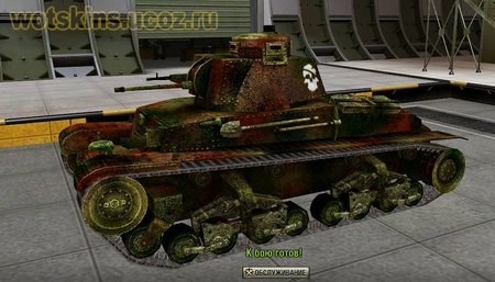 Pz 35 (t) #9 для игры World Of Tanks
