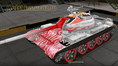 Type 59 #28 для игры World Of Tanks