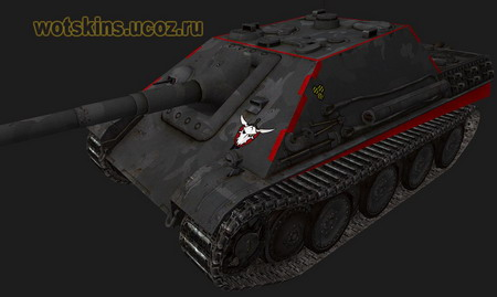 JagdPanther #85 для игры World Of Tanks