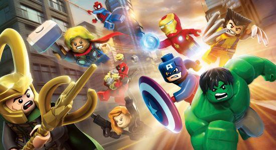 Сохранение для LEGO Marvel Super Heroes (100%)