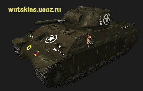 T14 #19 для игры World Of Tanks