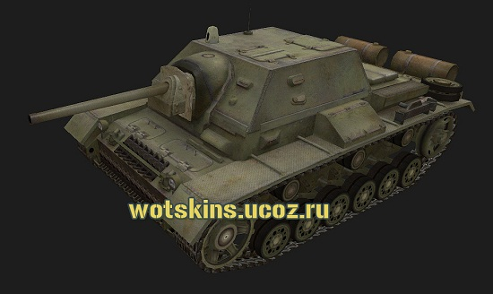 СУ-85Б #8 для игры World Of Tanks