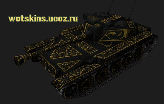 ELC AMX #4 для игры World Of Tanks