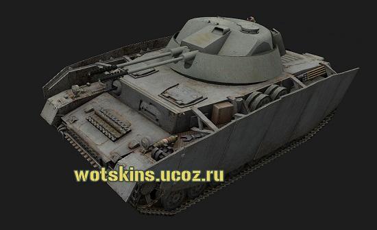 Pz IV AusfGH #4 для игры World Of Tanks