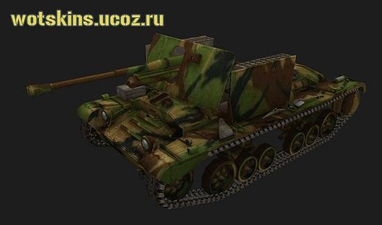 Valentine AT #1 для игры World Of Tanks