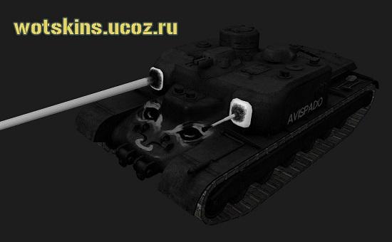 AT 7 #1 для игры World Of Tanks