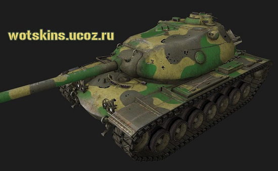 M103 #31 для игры World Of Tanks