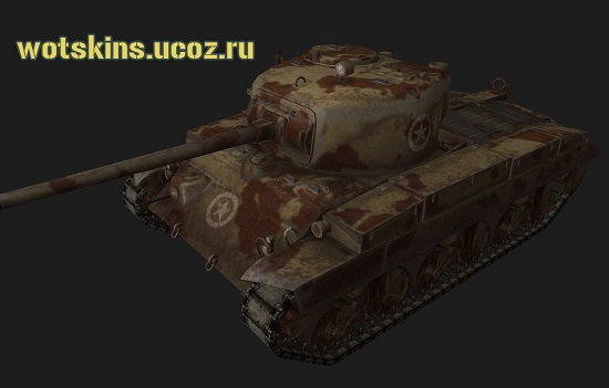 T21 #4 для игры World Of Tanks