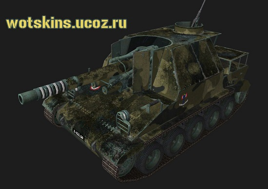 Lorraine 155 50 #17 для игры World Of Tanks