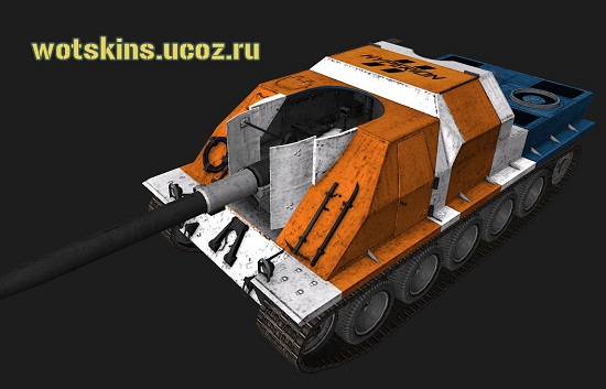 Lorraine 155 51 #8 для игры World Of Tanks