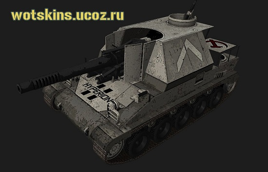 Lorraine 155 50 #18 для игры World Of Tanks