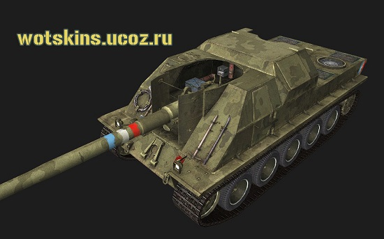 Lorraine 155 51 #9 для игры World Of Tanks