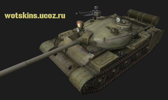 T-62А #31 для игры World Of Tanks