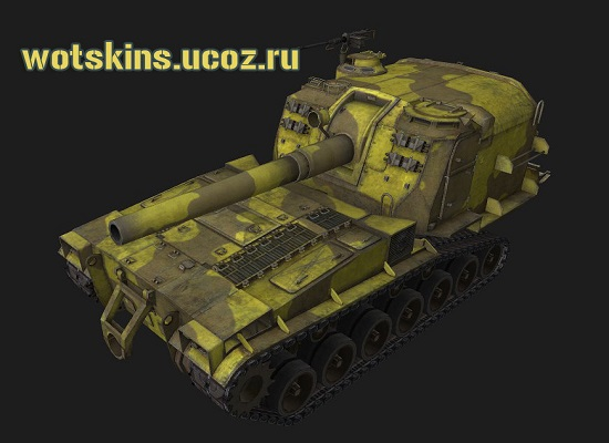 M53/M55 #2 для игры World Of Tanks