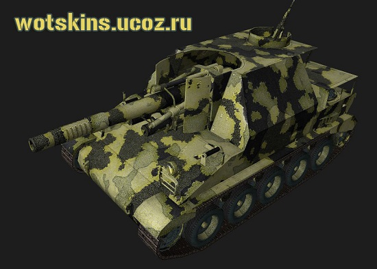 Lorraine 155 50 #19 для игры World Of Tanks