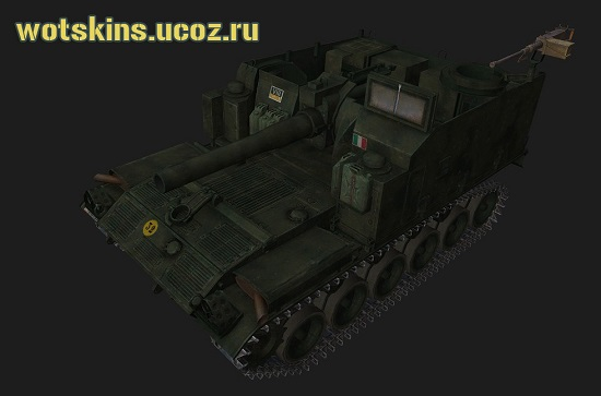 M44 #1 для игры World Of Tanks
