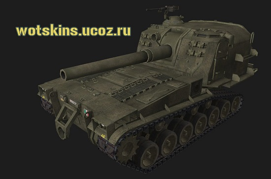 M53/M55 #3 для игры World Of Tanks