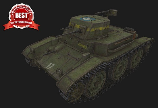 T7 Combat Car #1 для игры World Of Tanks