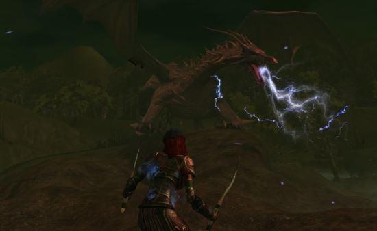 Болото Диких земель (Swamp Tower Adventure) для Dragon Age: Origins