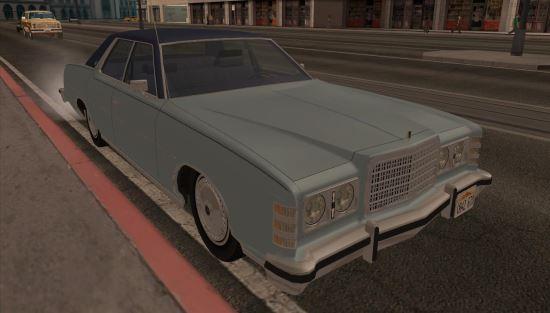 1975 Ford LTD Brougham 4DR для GTA: San Andreas