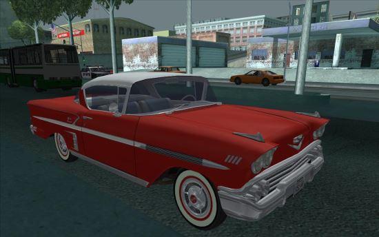 1958 Chevrolet Impala для GTA: San Andreas