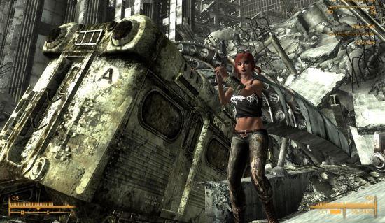 New York - Большое Яблоко - New version для Fallout 3