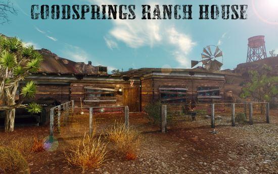 Ранчо в Гудспрингс для Fallout: New Vegas