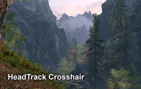 HeadTrack Crosshair для TES V: Skyrim