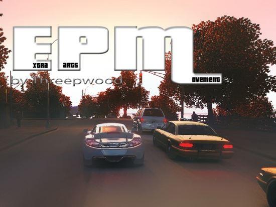EPM для Grand Theft Auto IV