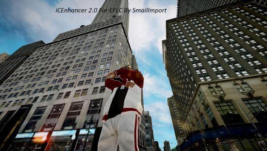 iCEnhancer 2.0 For EFLC By SmailImport для Grand Theft Auto IV