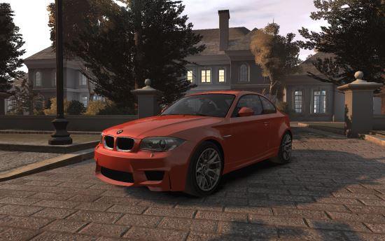 2011 BMW 1M для Grand Theft Auto IV