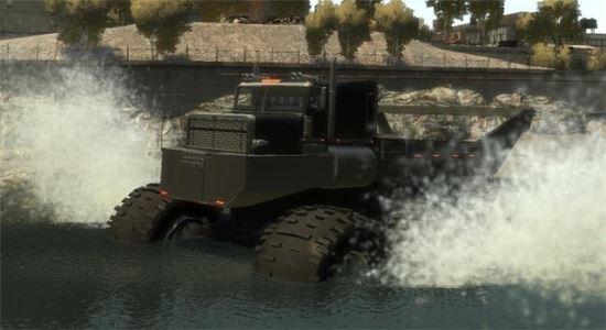 Phantom2 Biggest Monster для Grand Theft Auto IV