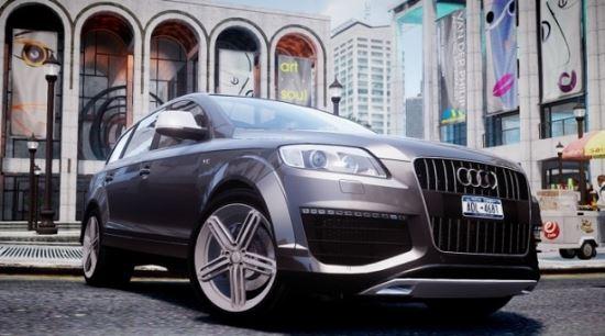 Audi Q7 V12 TDI Quattro [Final] для Grand Theft Auto IV