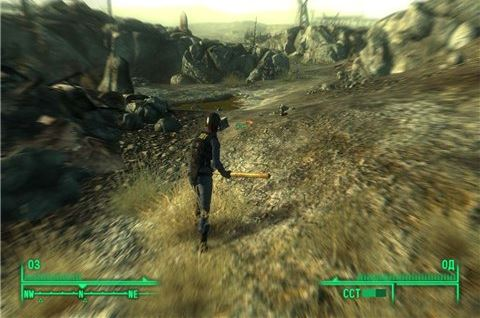 Bullet time (замедление времени) v 1.0.3 для Fallout 3