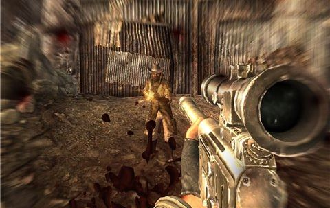 Fallout 3 Reborn: Realism mod v 6 для Fallout 3