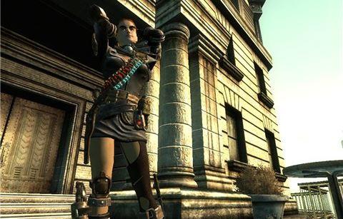 Компаньон Мика Снайпер v 1.0 для Fallout 3