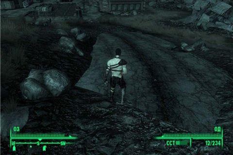 KTs Centercamera / Центрирование вида от третьего лица v 1.0 для Fallout 3