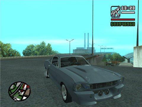 Большая подборка техники для Grand Theft Auto: San Andreas
