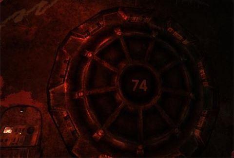 Убежище 74 для Fallout 3