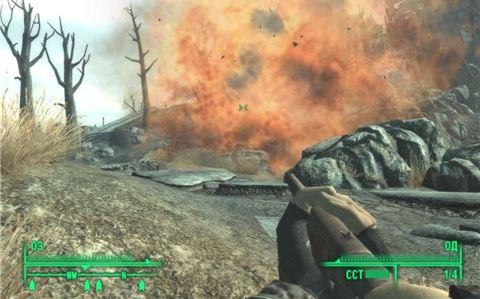 Артиллерийская поддержка для Fallout 3