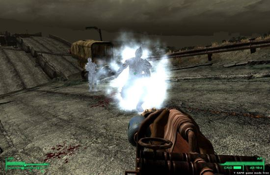 Крио-оружие, крио-гранаты и крио-мины - на русском для Fallout 3
