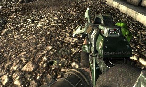 Расширение энергооружия + визуальные эффекты - на русском для Fallout 3
