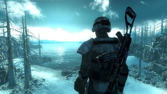 Винтовка Гаусса - на русском для Fallout 3