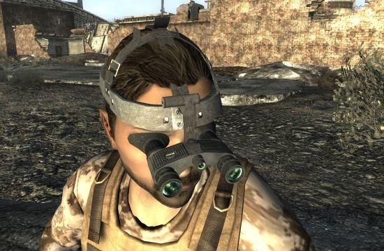 Прибор ночного видения для Fallout 3