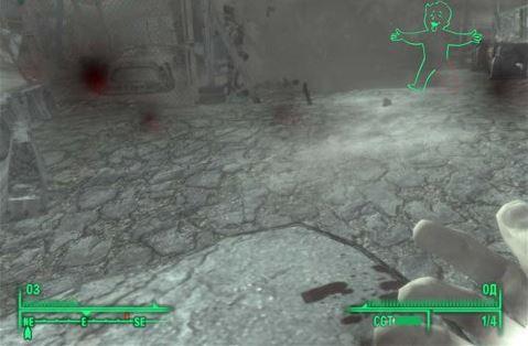 Realistic explosions / Реалистичные взрывы для Fallout 3