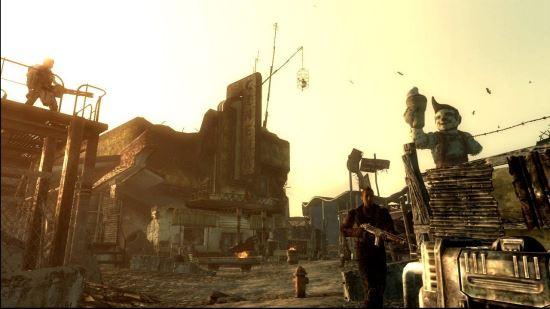 Снятие ограничения по максимальному уровню и навыкам для Fallout 3