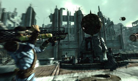 Новый способ открытия дверей - взрыв для Fallout 3