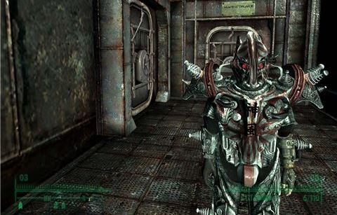Японская Силовая Броня - на русском для Fallout 3