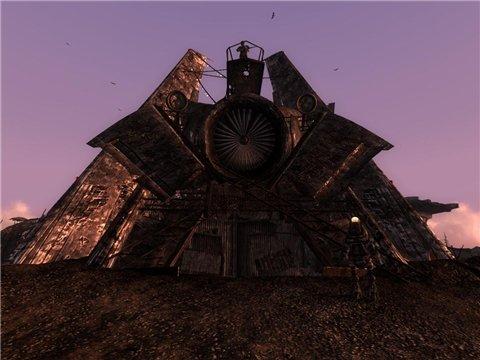 Megaton Gate Closes v 3.1 для Fallout 3