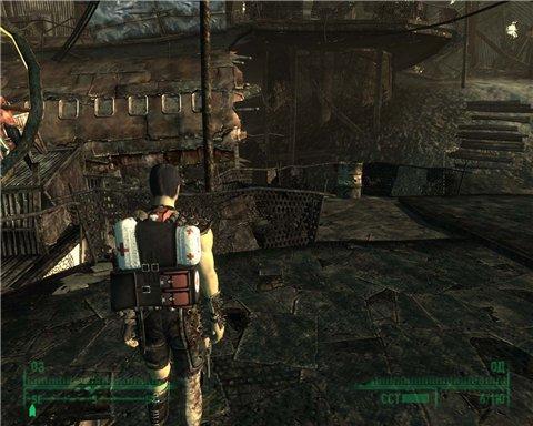 Medic BackPack / Медицинский рюкзак v 2.0 для Fallout 3